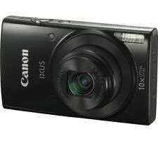 """CANON IXUS 190 Compact Camera, 20 Megapixel, 2.7"""" LCD Screen - Black £77.97 Delivered / Click and Collect @ Currys PC World"""