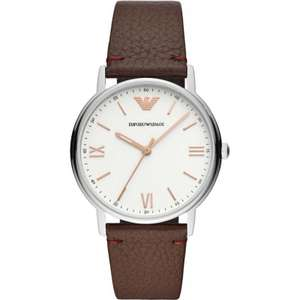 Emporio Armani Mens Watch AR11173 - £64.80 Delivered using code at Watches2u