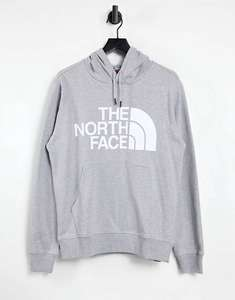 Women's the North Face standard hoodie in grey £29.20 delivered with code on ASOS