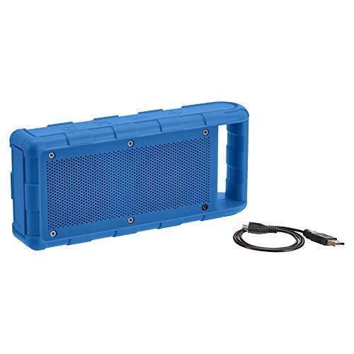 Amazon Basics Portable Outdoor IPX5 Waterproof Bluetooth Speaker - Blue, 15W £13.32 Amazon Prime (+£4.49 Non Prime)
