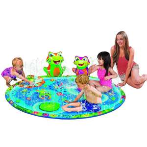 Banzai Froggy Pond Splash Mat water toy for £10 delivered @ Yankee Bundles