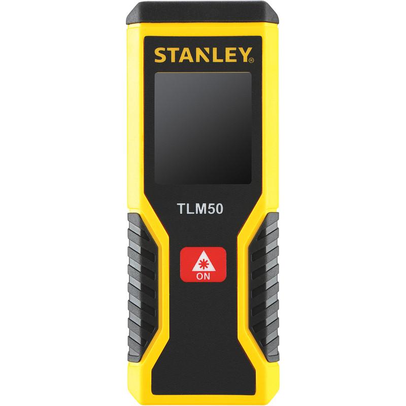 Stanley Laser 15m Distance Measurer £26.79 at Toolstation