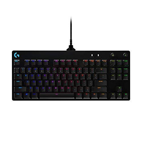 Logitech G PRO TKL Mechanical Gaming Keyboard - £82.99 @ Amazon