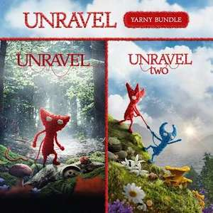 Unravel Yarny Bundle (Unravel and Unravel Two) (PS4) £3.74 @ Playstation Network