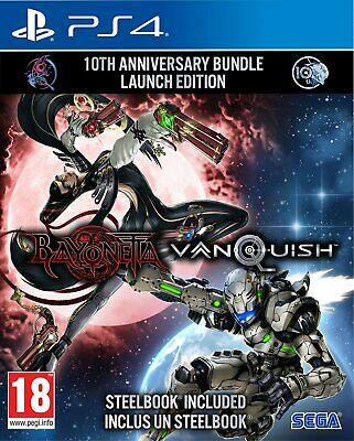 Bayonetta & Vanquish 10 Year Anniversary Sony PS4 Game Bundle - £9.99 delivered (UK Mainland) @ Argos eBay