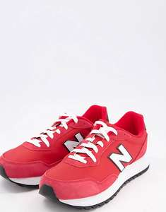New Balance 527 Mens Trainers in Red £28.60 + £4 Delivery or Free with Premier Delivery or on orders over £35 @ ASOS (App)