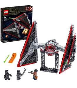 LEGO Star Wars 75272 Sith TIE Fighter £49.99 at Very free click and collect