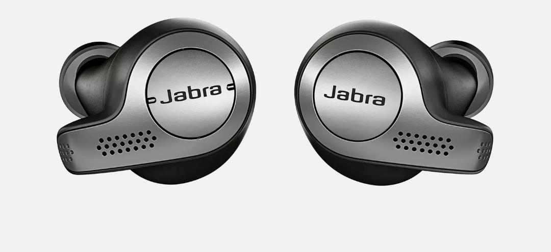 Brand New Jabra Elite 65t Bluetooth Headphones, True Wireless Earbuds + Charging Case - £44.99 Delivered @ jabra-company-store / Ebay