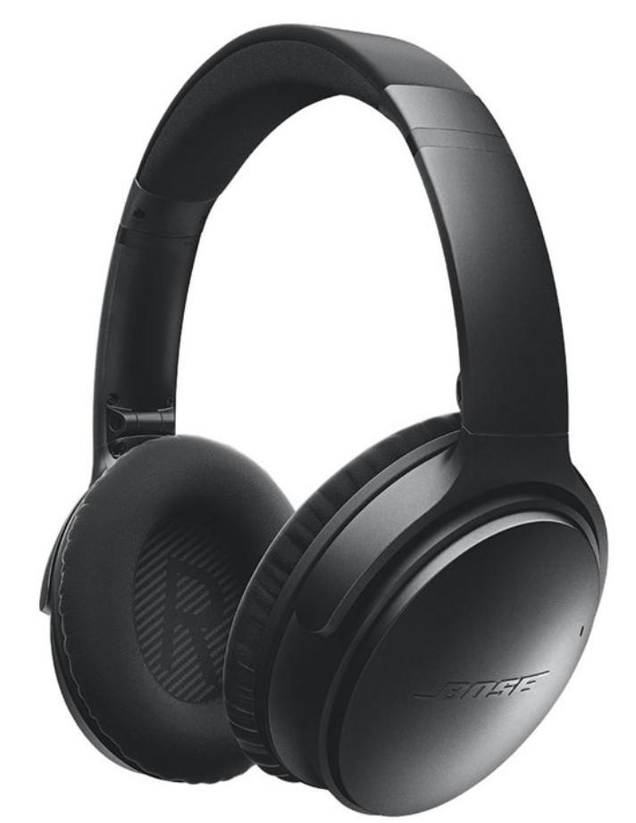 Bose® QuietComfort Headphones in Black, £149.99 (Membership Required) @ Costco