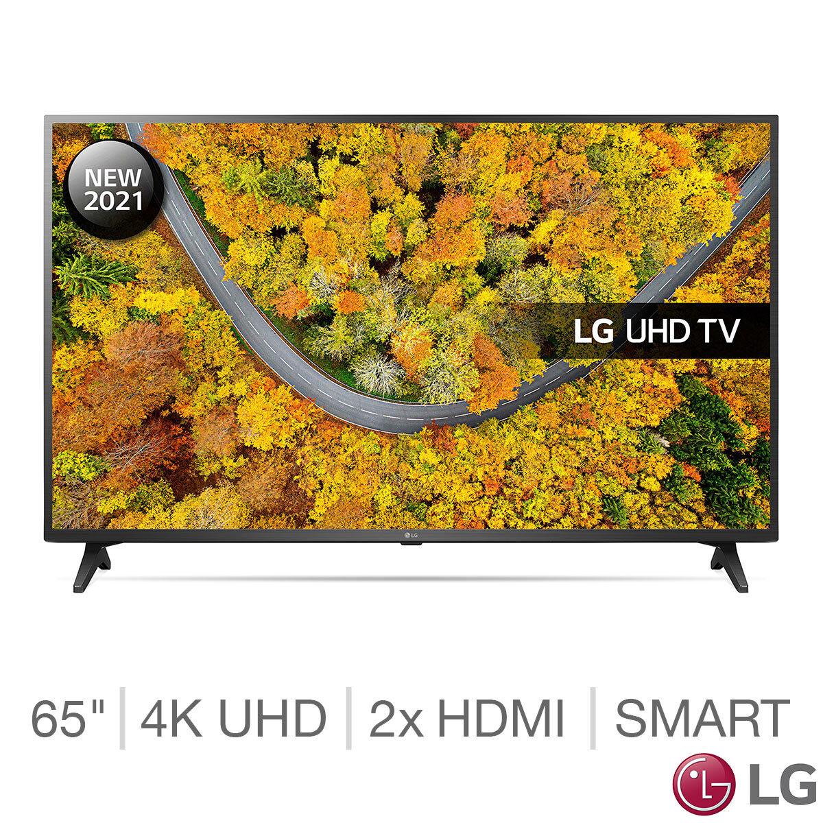 "LG 65UP75006LF 65"" £599.89 or LG 55UP75006LF 55"" £469.99 (2021) - 4K Ultra HD Smart TV + 5 year warranty (Membership Required) @ Costco"