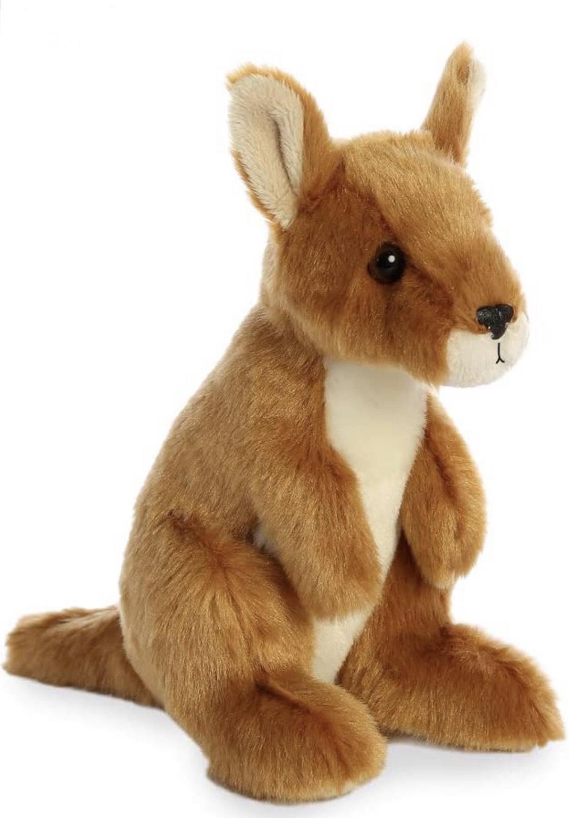 AURORA Mini Flopsies Kangaroo 8In 31753 Brown £2.75 Amazon Prime (+£4.49 Non Prime)