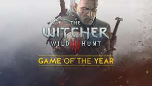 (PC DRM Free Games) The Witcher 3 Wild Hunt £2.39/ (GOTY Edition) £2.96(via VPN) @ GOG Russia