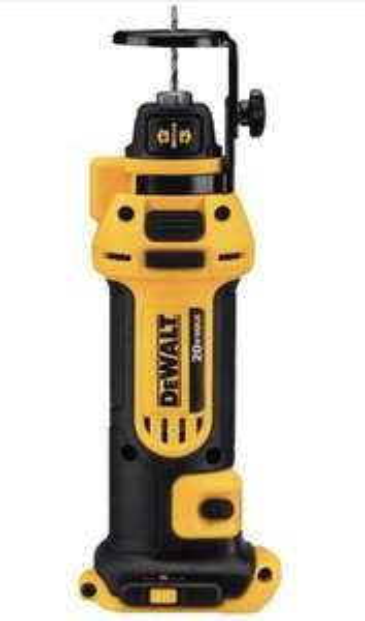 Dewalt DCS551B 20V Max Drywall Cut-Out Tool, 20 W, 20 V, Black Yelow £92.17 at Amazon