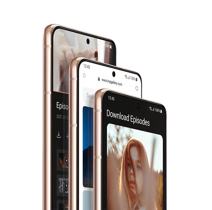 EE 10GB Essentials plan - Samsung Galaxy S21 £29 / 24 months at EE