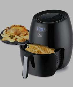 Air fryer 6.5L £64.99 using voucher - Sold by OYZone and Fulfilled by Amazon.