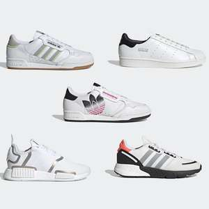 adidas up to 50% Off End of Season Outlet Sale + Extra 20% Off Sale / 25% Off Full price via app using codes + Free delivery @ adidas