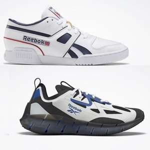 Up to 50% Off Reebok End of Season Outlet Sale + Extra 15% Off Sale / 25% Off Full Price using code + Free Delivery on £25 spend @ Reebok