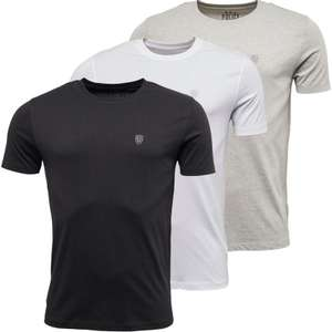 883 Police Mens Beeztro Three Pack T-Shirts £12.99 +£4.99 Delivery (free with the Unlimited Delivery Pass) - £17.98 Delivered @ MandM Direct