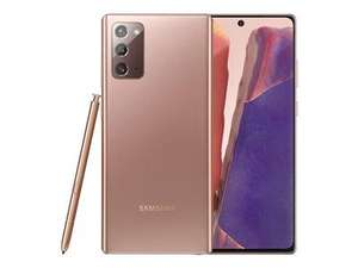 Samsung Galaxy Note20 5G 256GB Bronze - Damaged Box £649 @ BT Shop