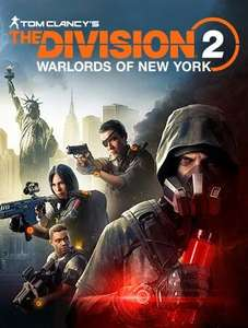 [PC] Tom Clancy's The Division 2 Warlords Of New York Edition Inc Base Game & Warlords Of New York Expansion - £5 with code @ Ubistore