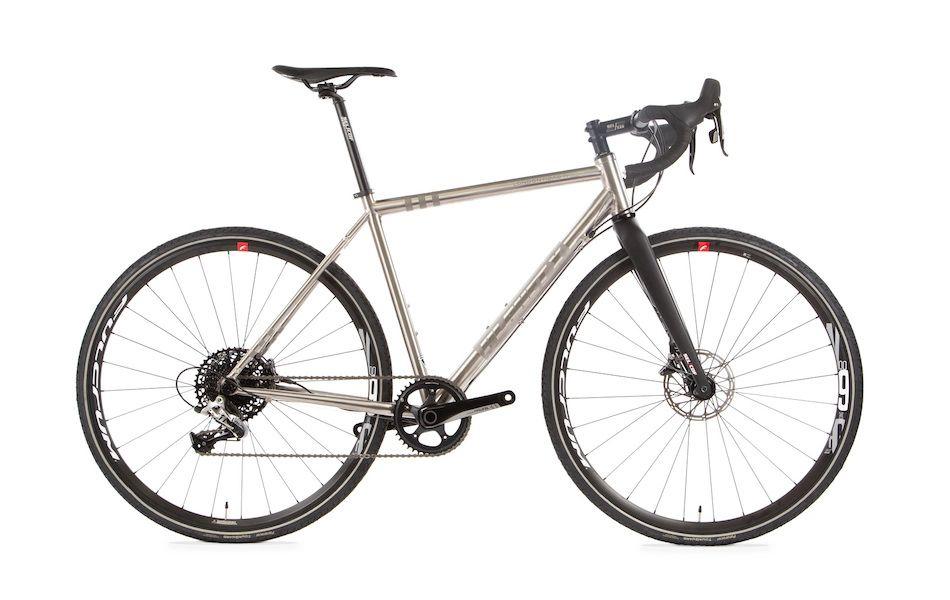 Pre order. Planet X London Road Titanium Sram Rival 1 Bike - £1,499.99 (+£24.99 Delivery) @ Planet X