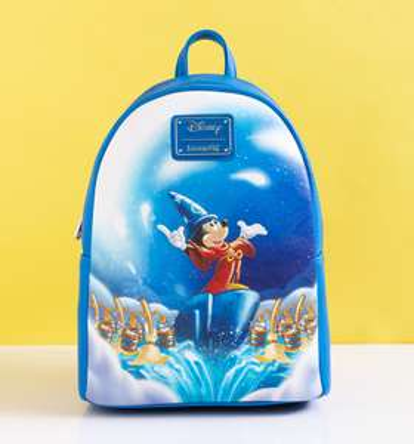 Loungefly Disney Fantasia Sorcerer Mickey Mini Backpack £41.99 @ Truffle Shuffle