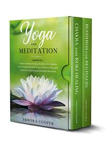 Yoga And Meditation: 2 Books in 1 Kindle Edition - Free @ Amazon