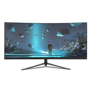 """electriq 30"""" Full HD UltraWide FHD HDR 200Hz 1ms Gaming Monitor £199.97 @ Laptops Direct"""