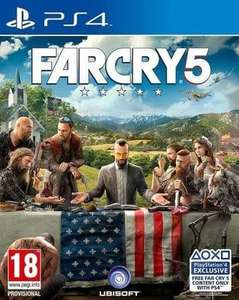 Far Cry 5 (Used) / Goldeneye 64 user Map - £8.39 @ Music Magpie