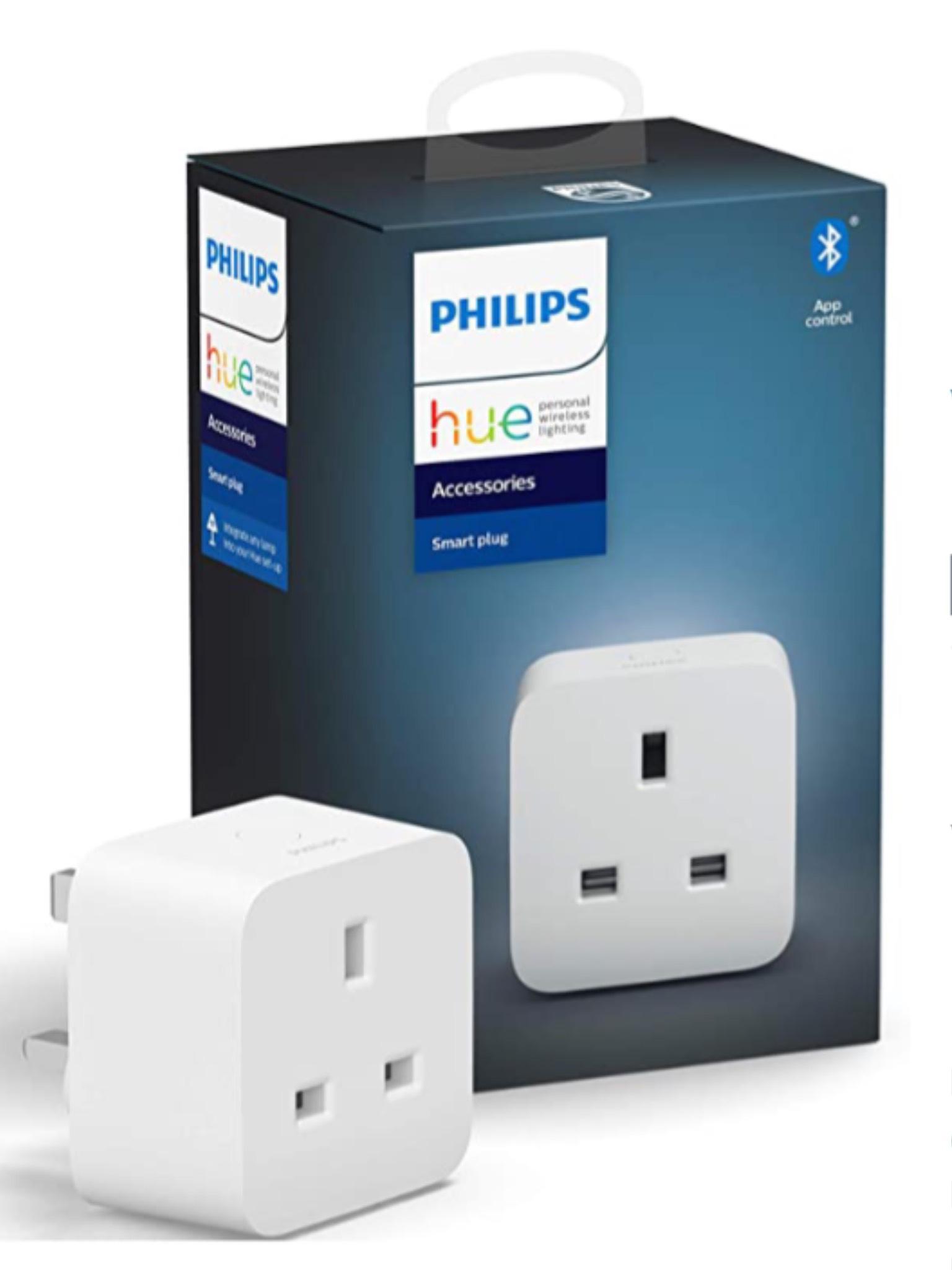 Philips Hue Smart Plug £22 @ Amazon