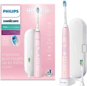 Phillips Sonicare 5100 Toothbrush - Pink £50.36 delivered using code @ ASOS