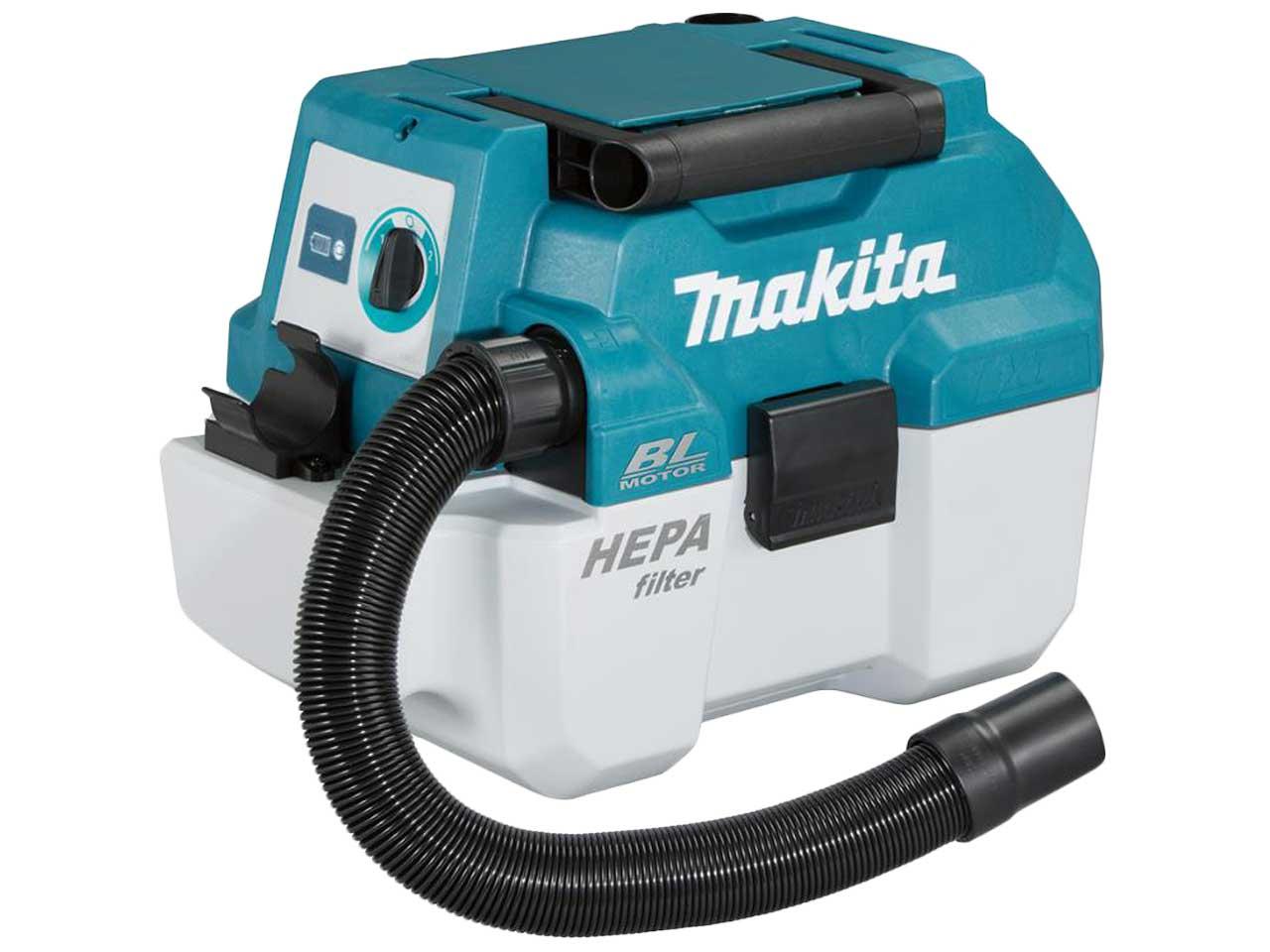 Makita DVC750LZ 18V LXT BL L Class Vacuum Cleaner Bare Unit £129 at FFX