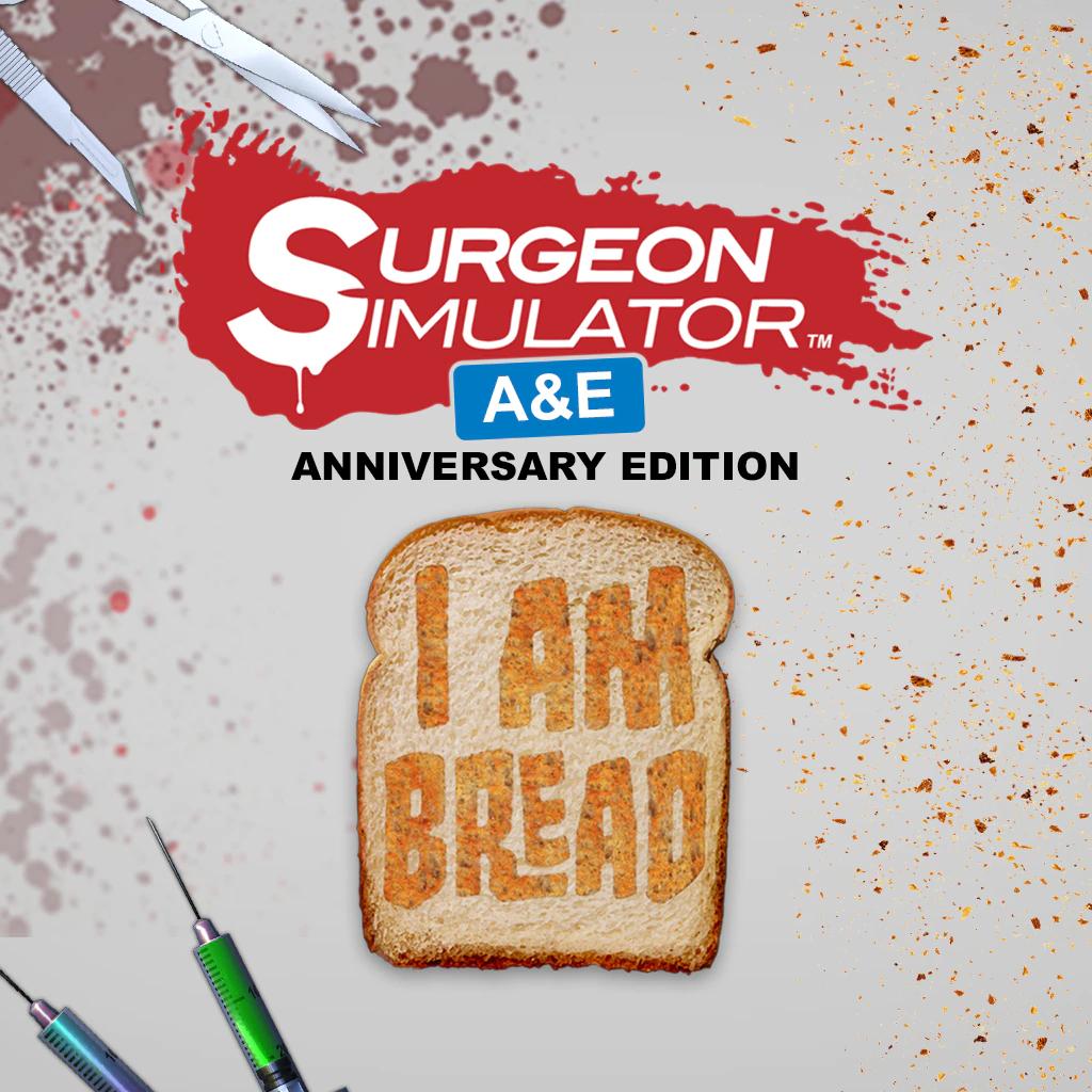Surgeon Simulator A&E + I Am Bread PS4 - £2.87 at PSN