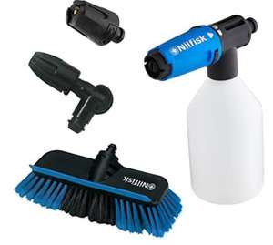 Nilfisk Auto Click & Clean Car Cleaning Kit £30 Amazon