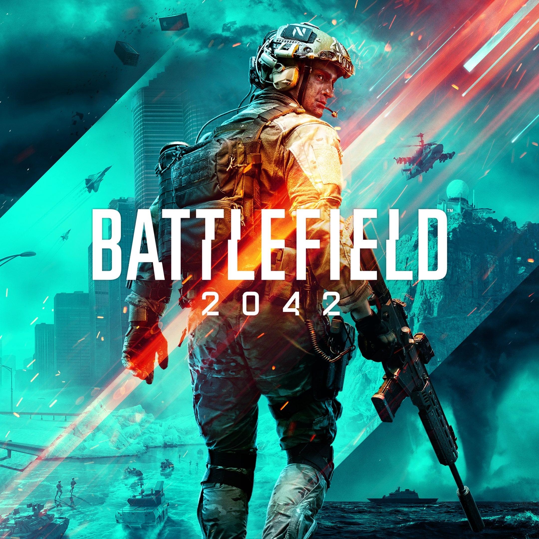Battlefield™ 2042 Standard Edition Preorder - £32.95 (with code) - PC Origin