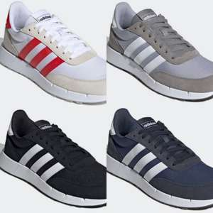 Adidas Mens Run 60 2.0 Shoes £22.95 (with discount code) via App and free delivery (Creators club) @ adidas