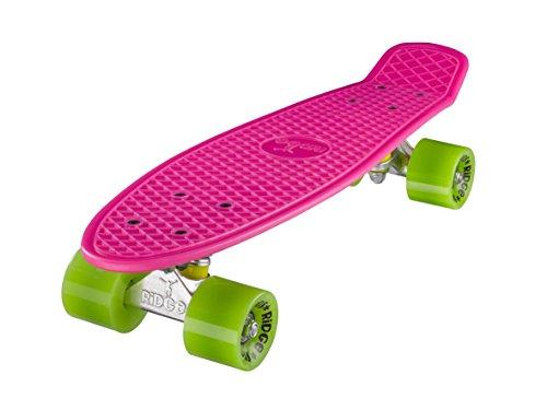 Ridge Retro Mini Cruiser Board Skateboard £15.58 (Prime) + £4.49 (non Prime) at Amazon