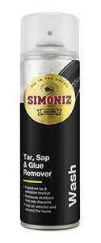 SIMONIZ SAPP0176A Tar Sap & Glue Remover £5.89 (Prime) + £4.49 (non Prime) at Amazon