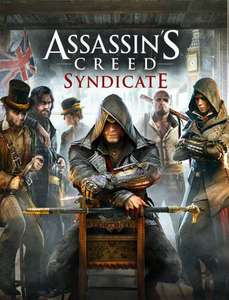 Assassin's Creed Rogue + Assasin's Creed Syndicate (PC) - £4.11 with code @ Ubisoft