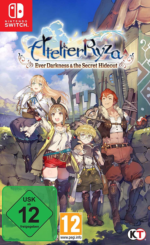 Atelier Ryza: Ever Darkness & the Secret Hideout (Nintendo Switch) - £38.85 @ Base