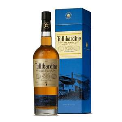 70cl bottle of Tullibardine 225 Sauternes Cask Finish Highland single malt - £26 + £3.90 Delivery @ Wowcher