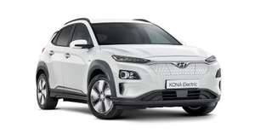 Hyundai Kona 100kW Premium 39kWh 5dr Auto 5k miles £1,619.92 upfront + 23 x £179.99 a month +£199 admin £5,958.69 @ PlanCarLeasing cars2buy