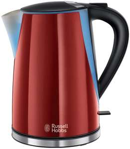 Russell Hobbs Mode Kettle 21401, Red £20 @ Amazon