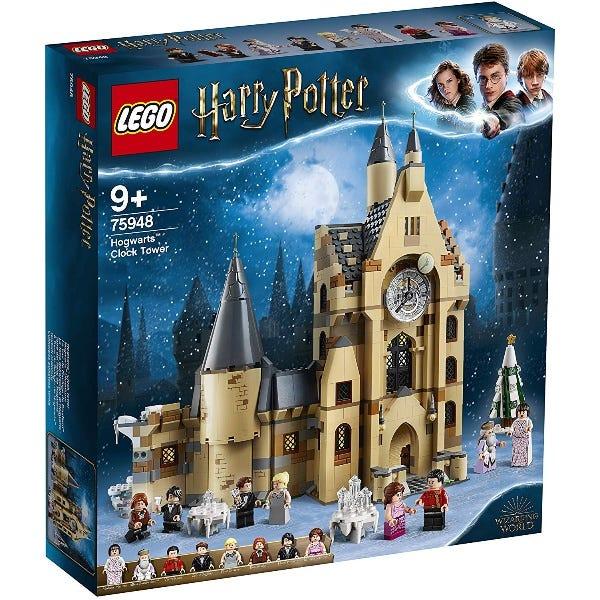 LEGO Harry Potter 75948 Hogwarts Clock Tower £58 using code @ Hamleys