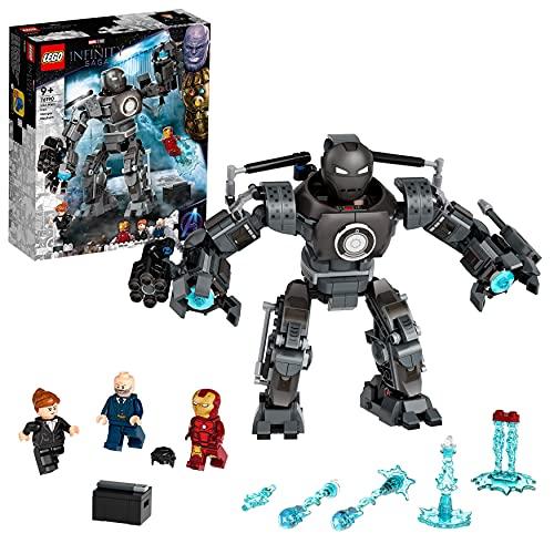 LEGO Marvel Super Heroes 76190 Iron Man: Iron Monger Mayhem £29 at Amazon