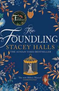 The Foundling by Stacey Halls Paperback Book £2 (Prime) +£2.99(non Prime) at Amazon