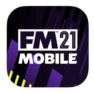 Football Manager 2021 Mobile (Android/iOS) - £4.99 @ Google Play Store