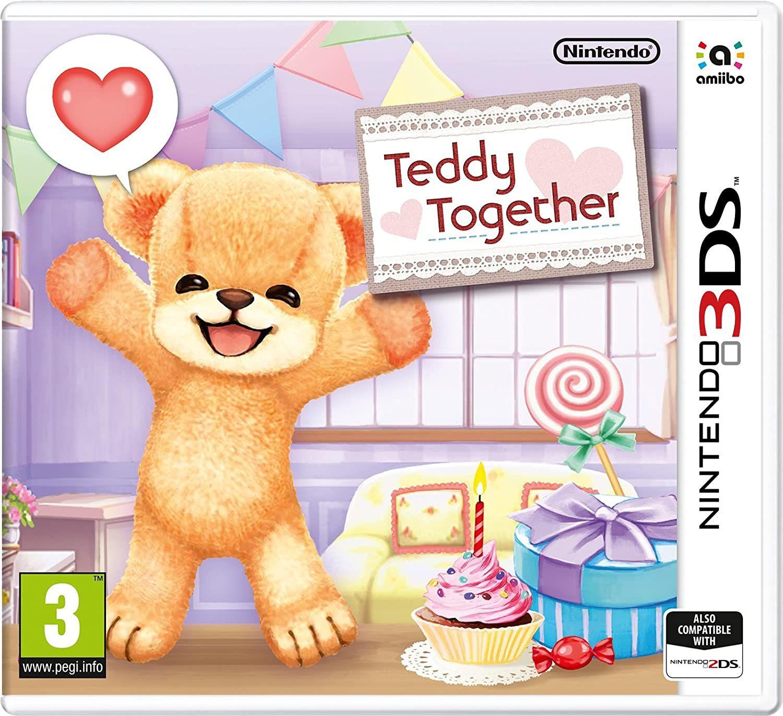 Teddy Together Nintendo 3DS Game - 3+ Years - £1.25 @ Argos/eBay