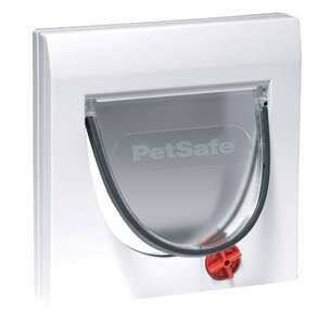 PetSafe Staywell 4 Way Locking Classic Cat Flap - £7.88 (Prime) + £4.49 (non Prime) at Amazon