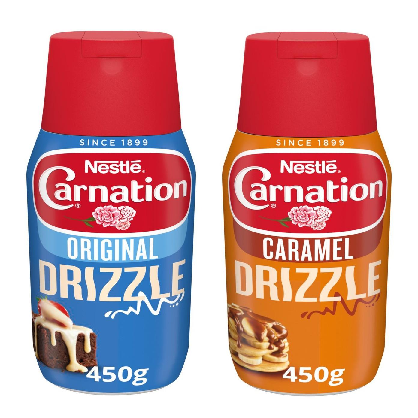 Carnation Drizzle Original Condensed Milk 450g or Caramel 450g - £1.50 @ Morrisons